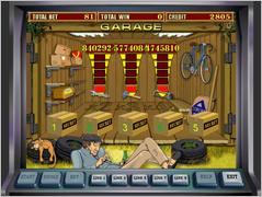 Гараж бесплатный игровой автомат эмулятор играть без