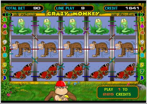 Скачать бесплатно игровые автоматы crazy monkey как играть на бонусы казино