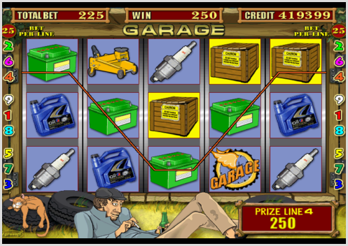 Garage игровые автоматы скачать бесплатно игровые автоматы лошади лягушки
