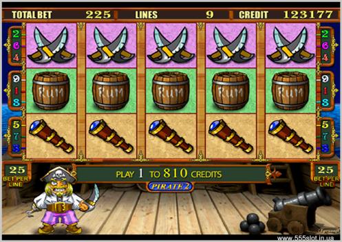 Pirate2 game